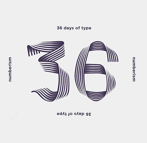 Numberism_36_Days_of_Type_Alvaro_Melgosa